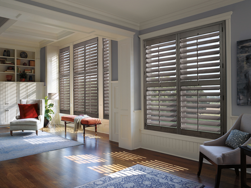 Plantation Shutters - Hunter Douglas